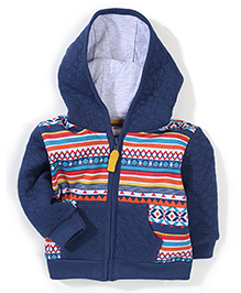 Mothercare Hooded Jacket - Multicolor
