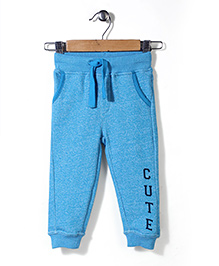 Mothercare Drawstring Jogger - Blue