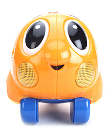 Little Tikes Push And Glow Fish - Orange