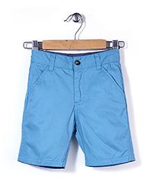 Timeless Fashion Casual Shorts - Blue