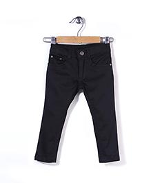 Timeless Fashion Full Length Pant - Black