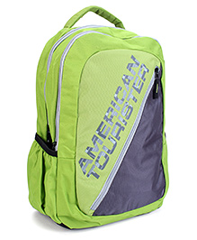 American Tourister Backpack Lime 05 - 17 Inches