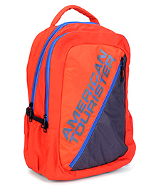 American Tourister Backpack Orange 05 - 17 Inches