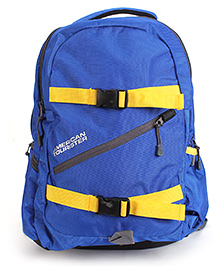 American Tourister Backpack Blue Buzz 02 - 17 inches