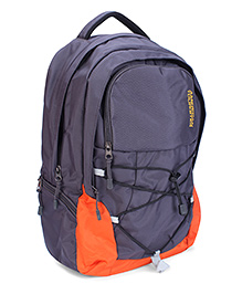 American Tourister Backpack Buzz Grey 05 - 17 Inches