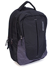 American Tourister Backpack Buzz Black 06 - 17 Inches