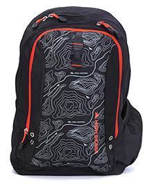 High Sierra Beetle Backpack Black - 17 Inches