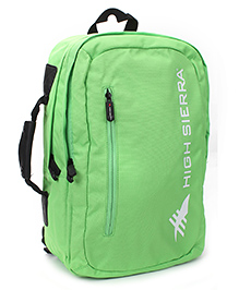 High Sierra High Campus Backpack - Green