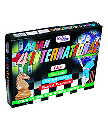 Asian 4 International Games - Multicolor