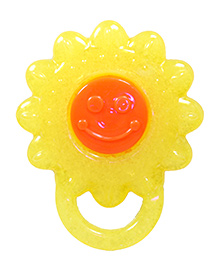Morisons Baby Dreams Gello Toy Teether - Yellow