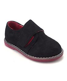 Doink Party Wear Shoes - Black