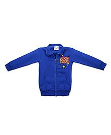 EIMOIE High School Musical Print Jacket - Blue