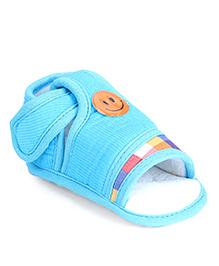 Beebop Ankle Booties - Blue