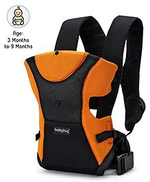Babyhug 3 Way Baby Carrier - Orange & Black