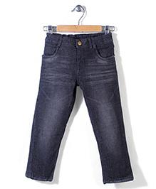 Mothercare Full Length Jeans - Black