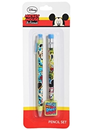 Disney - Pencil Set Mickey Mouse