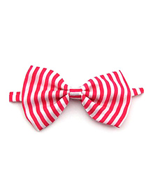 Stylemykidz Bow-Tie - Pink & White