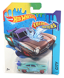 Hot Wheels Color Shifters Jaded Car Toy