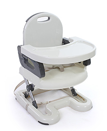 Mastela Booster To Toddler Seat Cream Grey - 07110