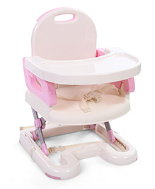Mastela Booster To Toddler Seat Cream Pink - 07112