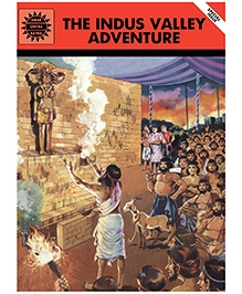 Amar Chitra Katha - The Indus Valley Adventure
