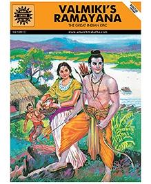 Amar Chitra Katha - Valmiki Ramayan