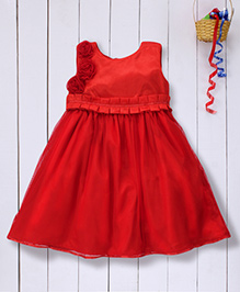 Pspeaches Princess Party Dress - Red
