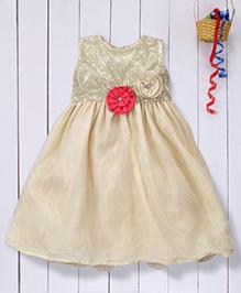 Pspeaches Princess Party Dress - Ivory White