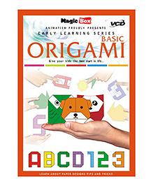 Basic Origami VCD - English