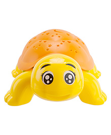 A2B Turtle Music And Light Toy - Yellow