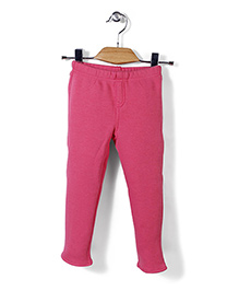 Mothercare Full Length Jeggings - Pink
