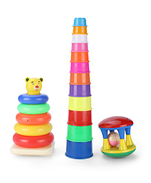 Fair Ind Baby Stackers - Set Of 3