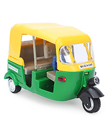Speedage Junior CNG Auto Rikshaw - Green