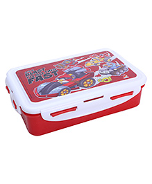 Angry Birds It's Blast To Go Lunch Box - Red And White