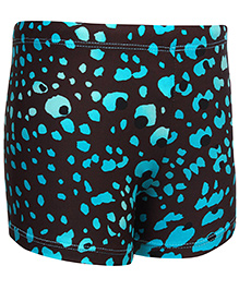 Spots Printed Swimming Trunk