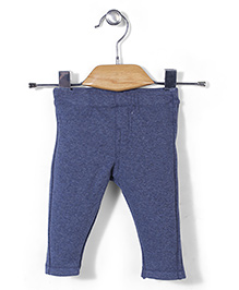 Mothercare Full Length Leggings - Denim Blue