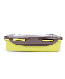 Lock & Lock Food Container Green - 800 Ml