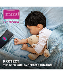 Envirochip Radiation Protector Chip For Mobile Phone - Pink