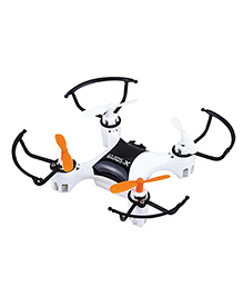 The Flyer's Bay Quadcopter Nano 2.0 Evolved With Gyro Stabilization - Multicolor