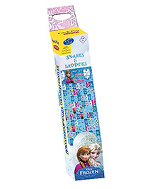 Sterling Frozen Snakes And Ladders Board Game