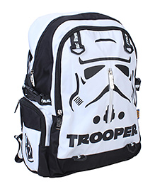 Star Wars School Bag Storm Tropper Print - 17 inch