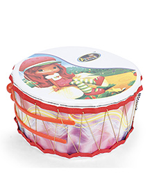 Lovely Funny Drum Toy (Color May Vary)