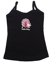 Hello Kitty Singlet Slip - Black