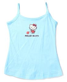 Hello Kitty Singlet Slip - Sea Green