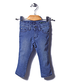 UCB Full Length Jeans - Light Blue