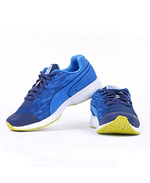 Puma Tie Up Style Sports Shoes - Blue