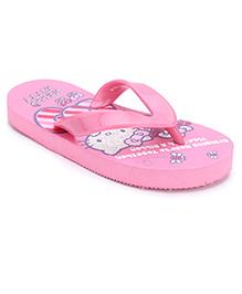 Hello Kitty Flip Flop - Pink