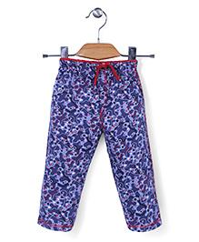 Babyhug Full Length Printed Pajama