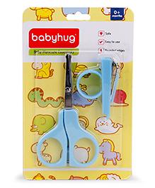 Babyhug Baby Manicure Essentials - Sky Blue