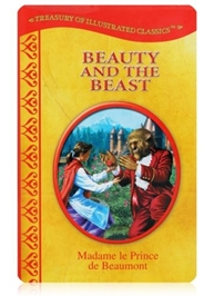 Treasury Of Illustrated Classic Beauty And The Beast